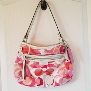 Coach Daisy Kaleidoscope small purse
